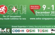 Определены новые даты проведения OS+H Asia 2020
