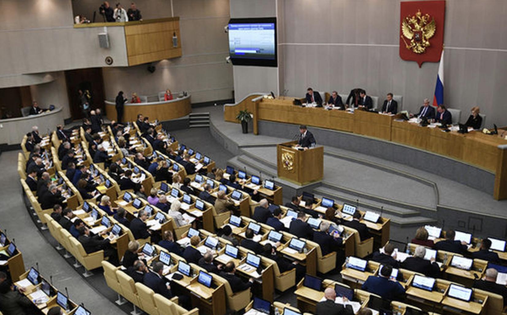 Госдума приняла в первом чтении изменения в законодательство по неотложным мерам, направленным на обеспечение устойчивого развития экономики и предотвращение последствий распространения COVID–19
