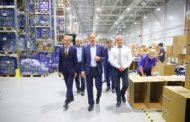 Глава городского округа Люберцы посетил производственные площадки группы компаний «Энергоконтракт»