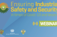 ЮНИДО проведёт четвертый вебинар по промышленной безопасности