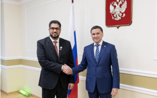 Россия и ОАЭ продолжат развивать сотрудничество в природоохранной сфере