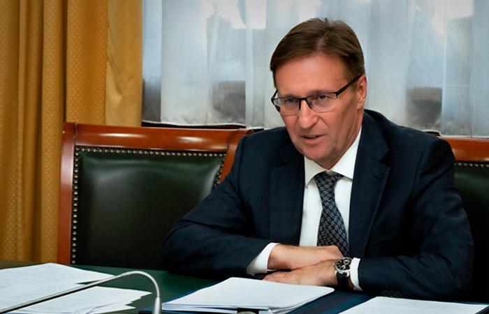 Интервью руководителя Ростехнадзора Алексея Алёшина информационному агентству