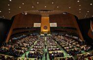 Руководитель Росводресурсов Дмитрий Кириллов выступил на заседании Генеральной Ассамблеи ООН высокого уровня по содействию достижению относящихся к водным ресурсам целей и задач Повестки-2030