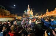 В России прошла крупнейшая экологическая акция Час Земли-2021